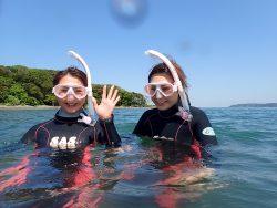 沖ノ島ダイビングサービスマリンスノー