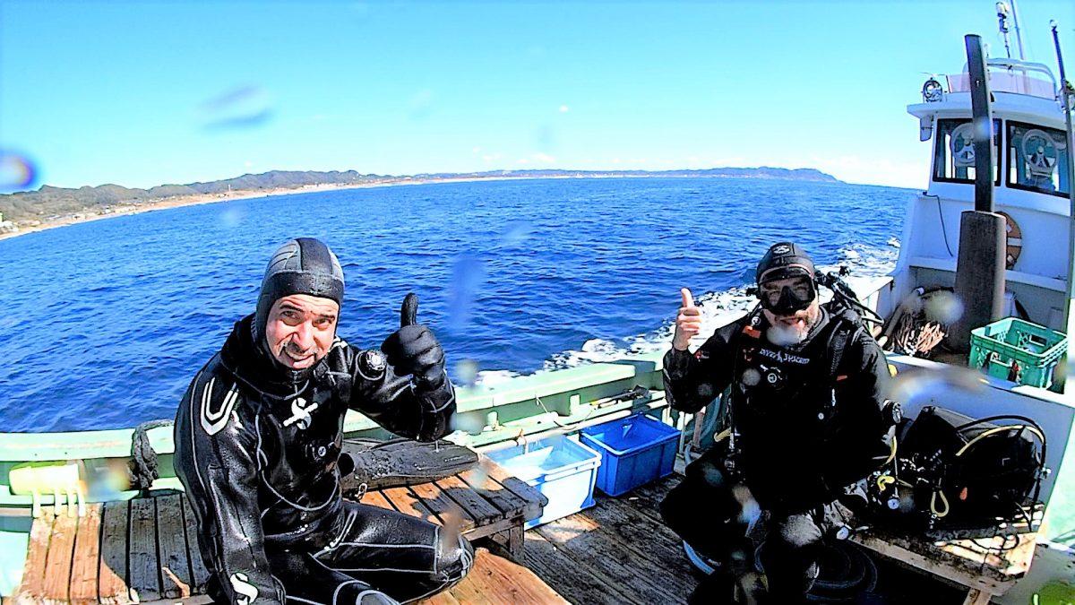 2月13日 今日の海!